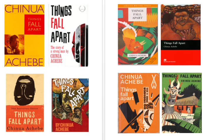 a review of achebes things fall apart Chinua achebe's things fall apart (1958) is a seminal text of twentieth century postcolonial writing and is often deemed the forefather of african literature as a force on the world stage.